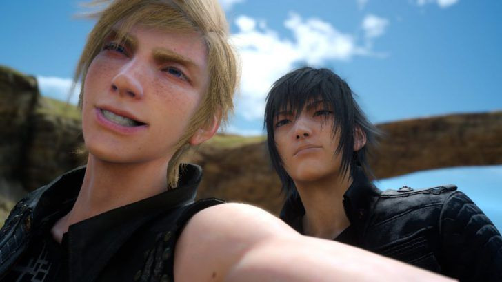 Final Fantasy XV Is the Most Wanted Game this Holiday Season According to GameStop Survey