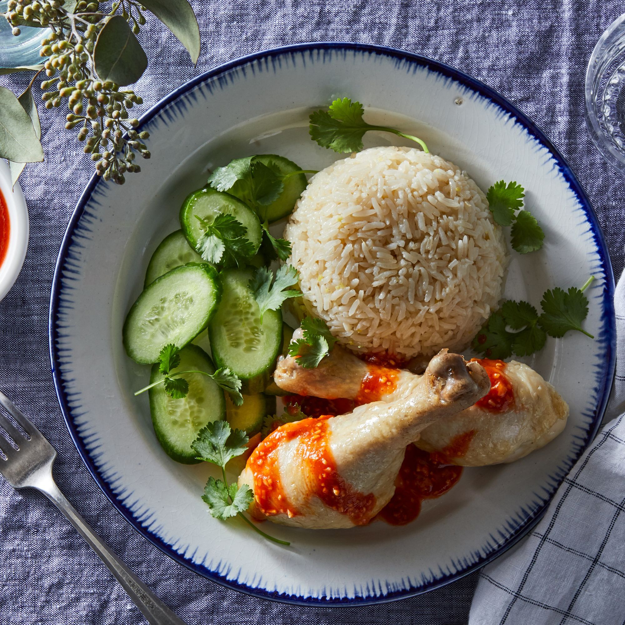 The Humble Chicken Rice Dish That S Changing What It Means To Get