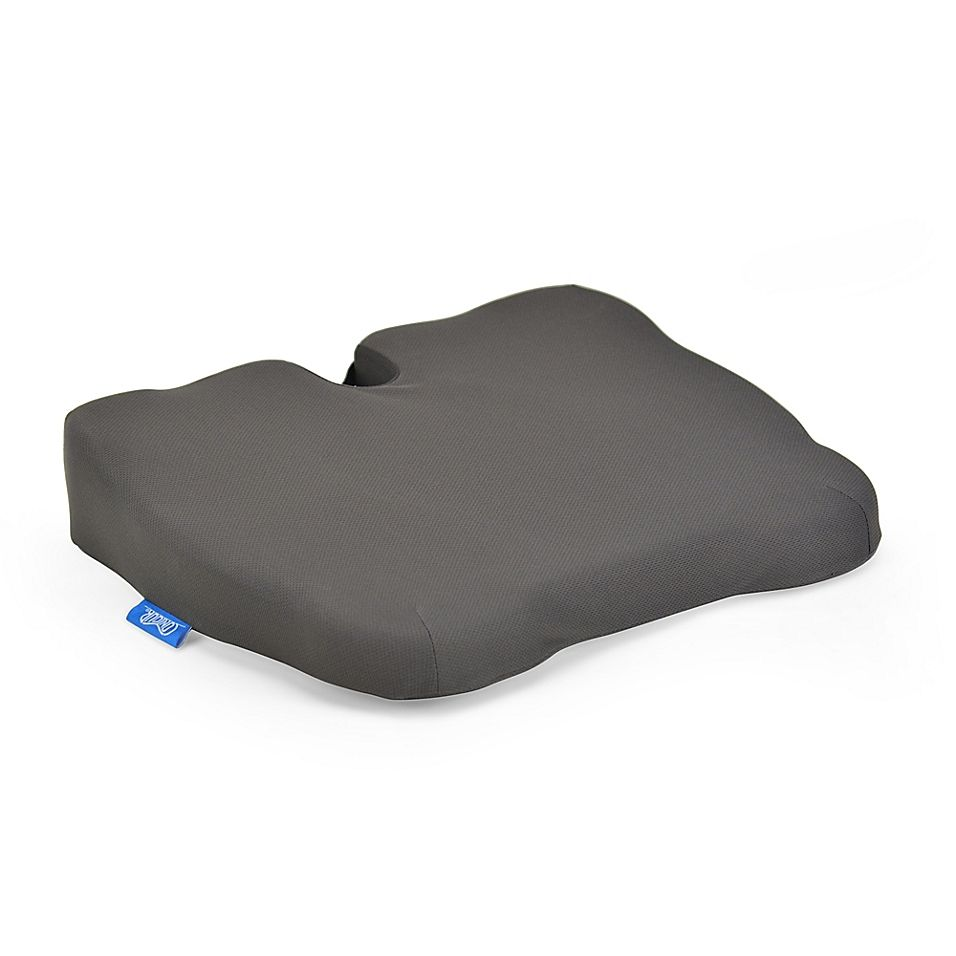 Contour Kabooti Pillow In Grey With Images Wedge Cushion Pillows