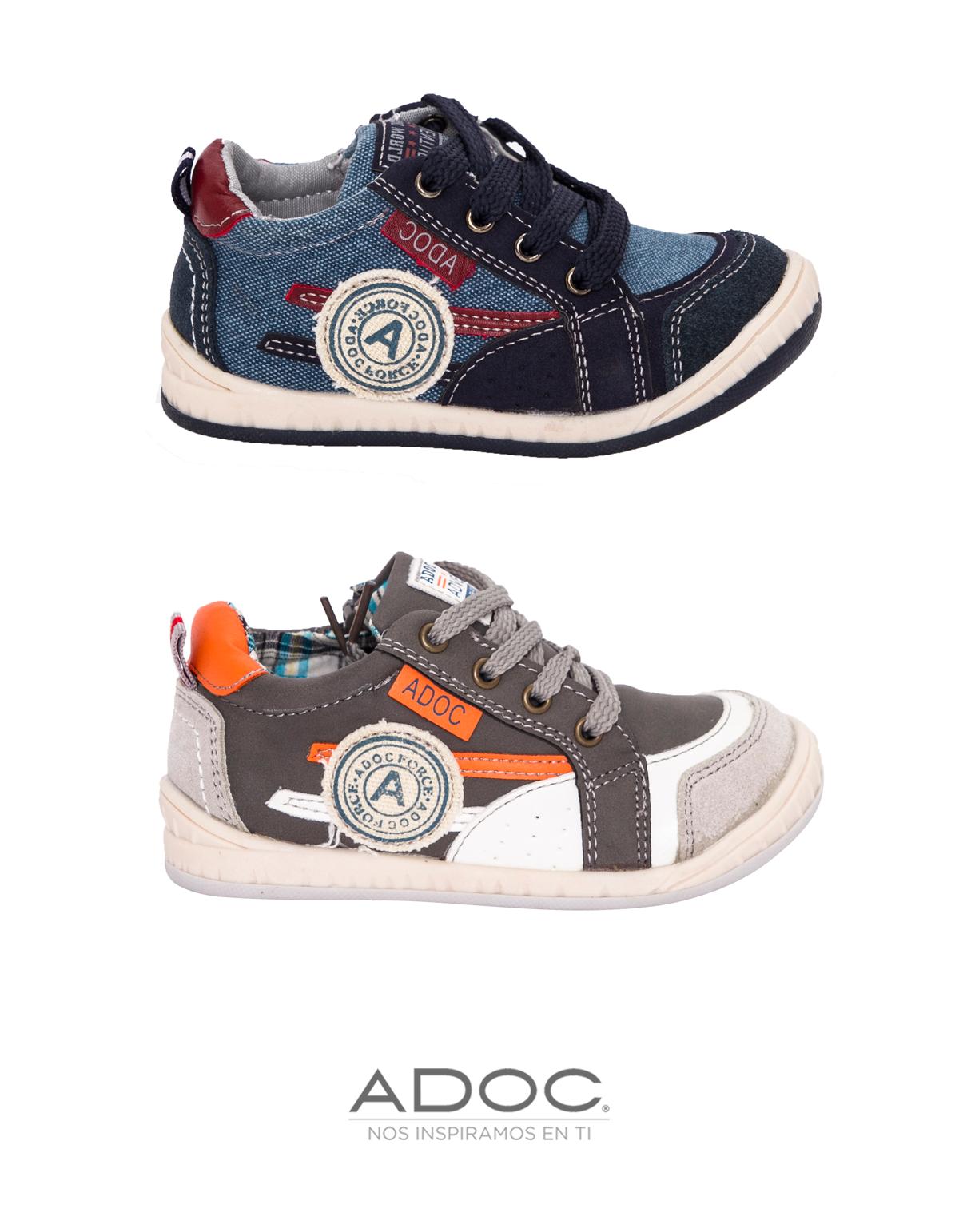 Zapatos blancos Be Only Alphabet infantiles talla 23 f39eW