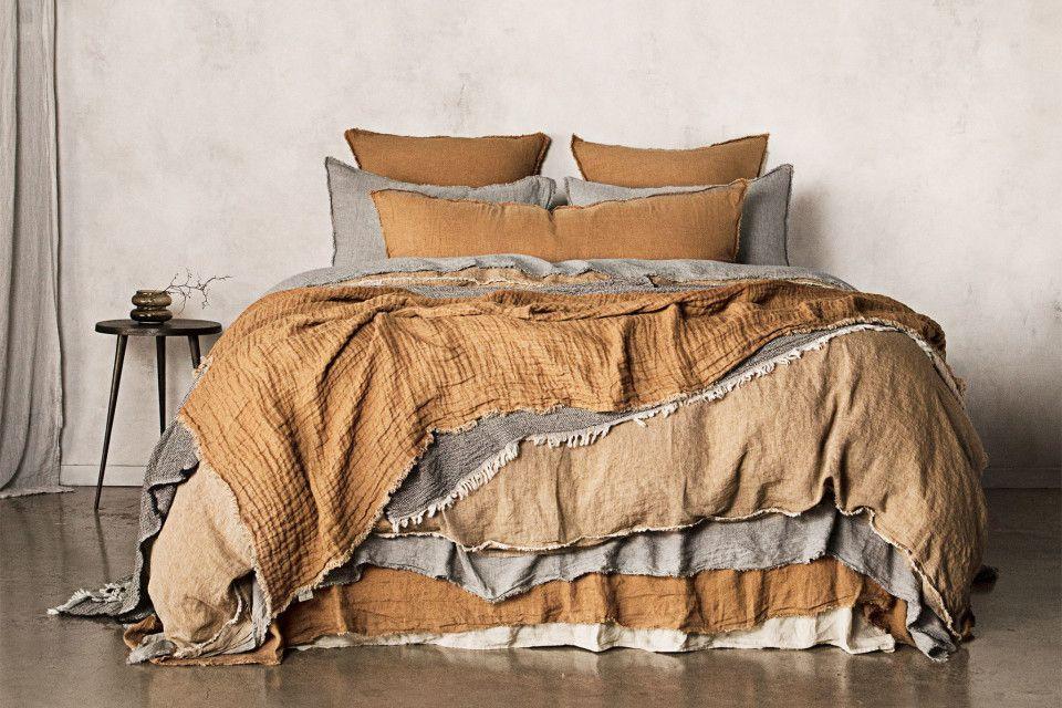 Linen Duvet Cover Pure Linen Quilt Cover Hale Mercantile Co Linen Duvet Covers Linen Duvet Luxury Linen