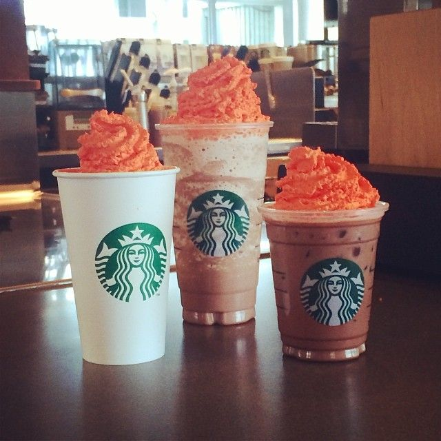 This is happening. They're calling it the #MileHighMocha At Starbucks starting tomorrow. #broncos #SuperBowl