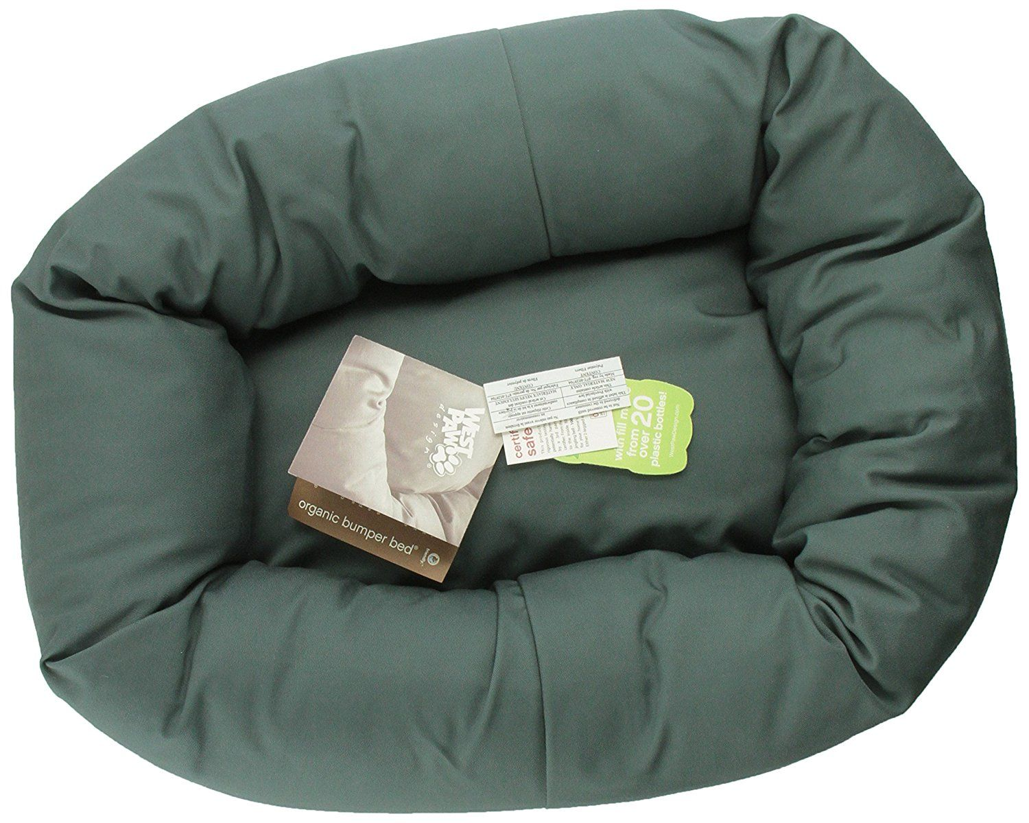 West Paw Design Organic Bumper Bed Small Stillwater Insider S Special Review You Can T Miss Read More Dog Beds West Paw Dog Bed Paw Design