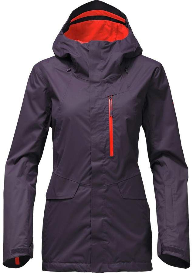 b03c377fa86d The North Face ThermoBall Snow Triclimate Hooded 3-In-1 Jacket - Women s