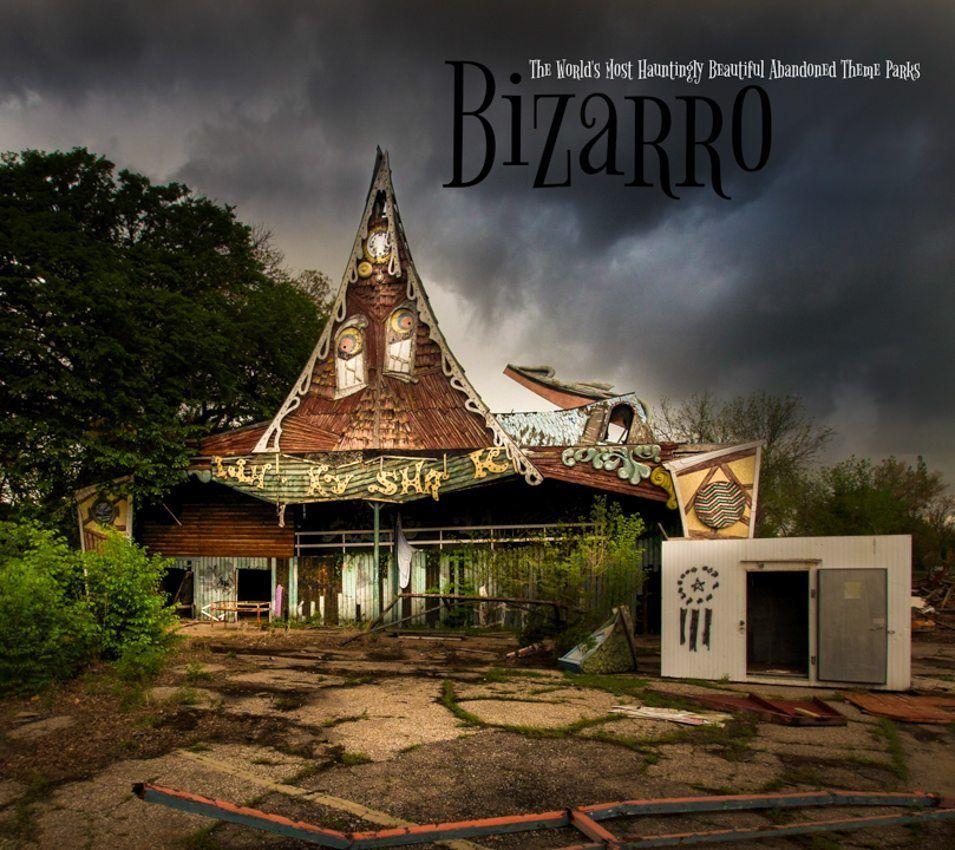Abandoned Amusement Parks, Abandoned Theme Parks