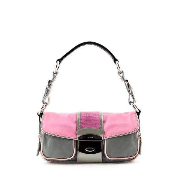 6ea84ad35bb0 Prada Rosa Pocket Space Nylon Bag - LOVE that BAG - Preowned Authentic  Designer Handbags