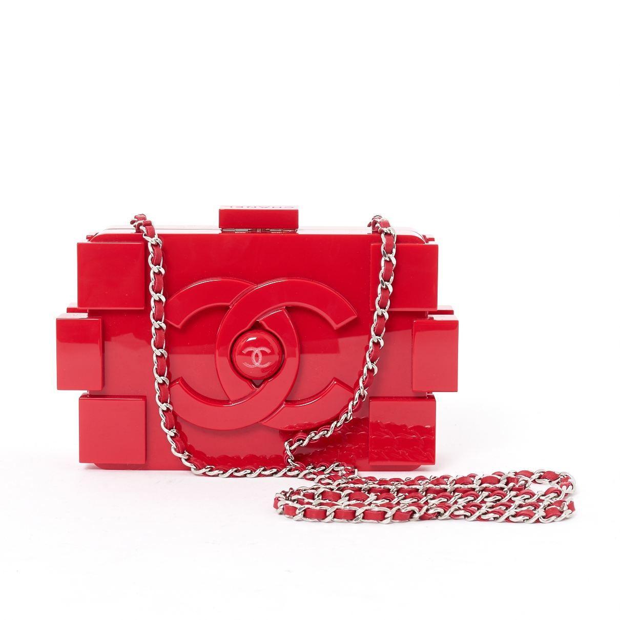 fd7ab05924b646 Lego bag   I am bagging you   Lego bag, Bags, Chanel