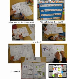 Crayons & Cuties In Kindergarten: Kindergartners Can Do Interactive Notebooks...and some Hanukkah Fun!