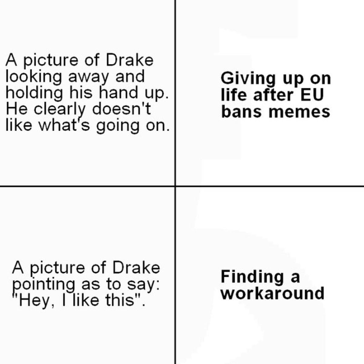 Eu Memeban Will Affect Us All Memes Really Funny Humor