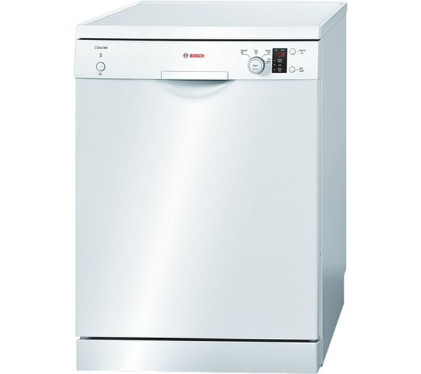 Buy BOSCH Classixx SMS40C02GB Fullsize Dishwasher White