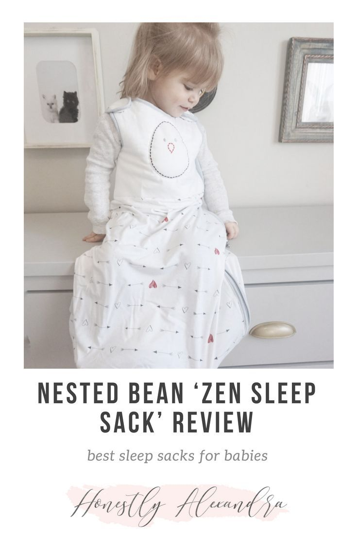 low priced f8513 72fb2 Nested Bean 'Zen Sleep Sack' Review | BEST BABY, MOMMY AND ...