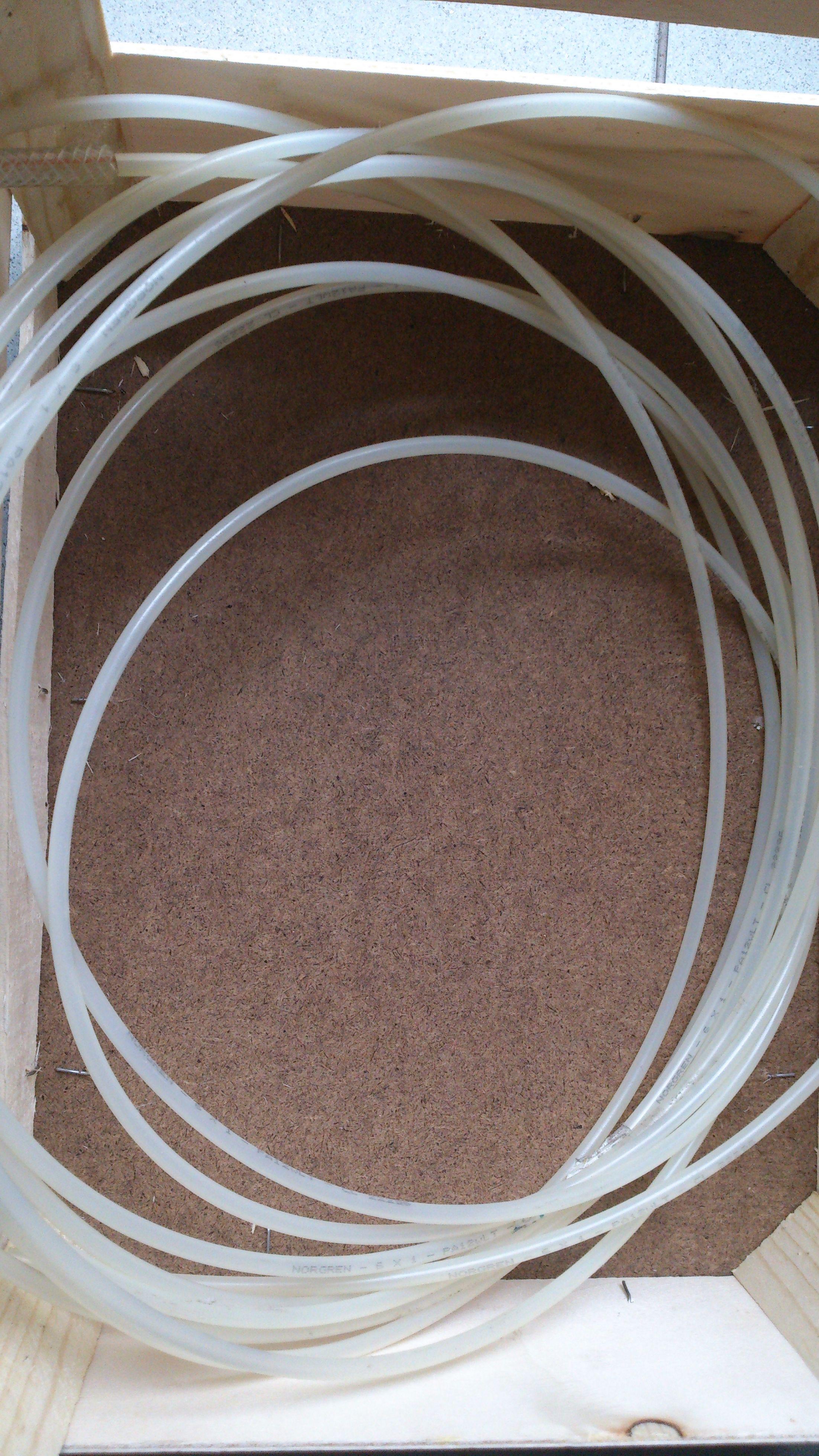 plastik schlauch wei d nn material koje plastik material und d nn. Black Bedroom Furniture Sets. Home Design Ideas