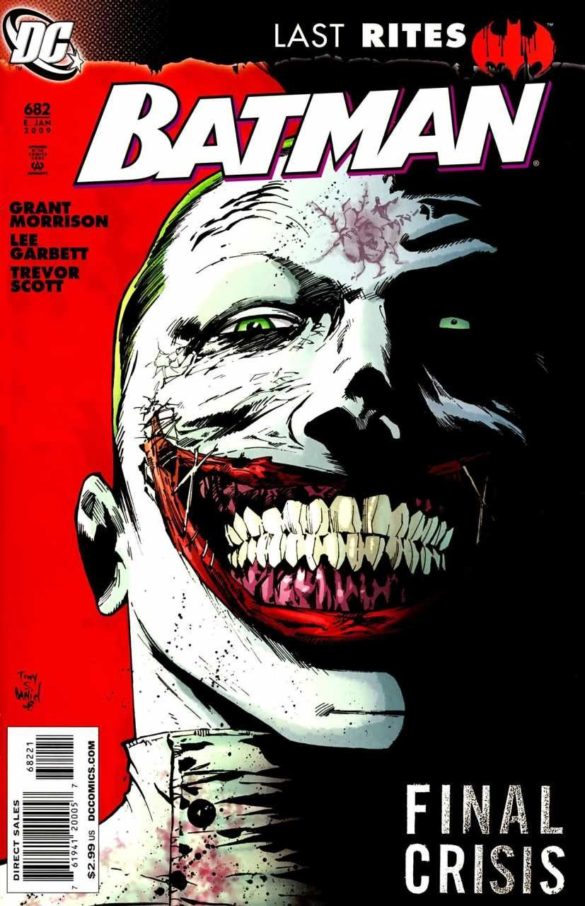 Batman #682 - The Butler Did It (Issue)