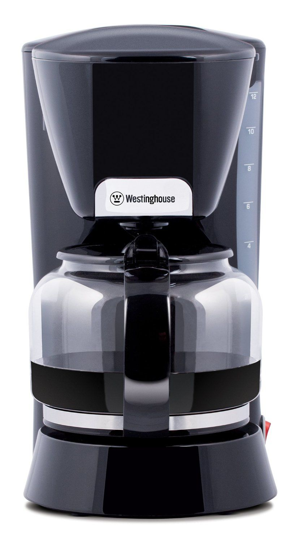 Westinghouse Wdc201b 12 Cup Coffee Maker Black Coffee Maker