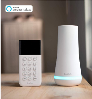 Just Plug In The Base Station Place Your Sensors And Start Protecting Your Home In Minutes With Images Home Security Systems Wireless Home Security Systems Simplisafe