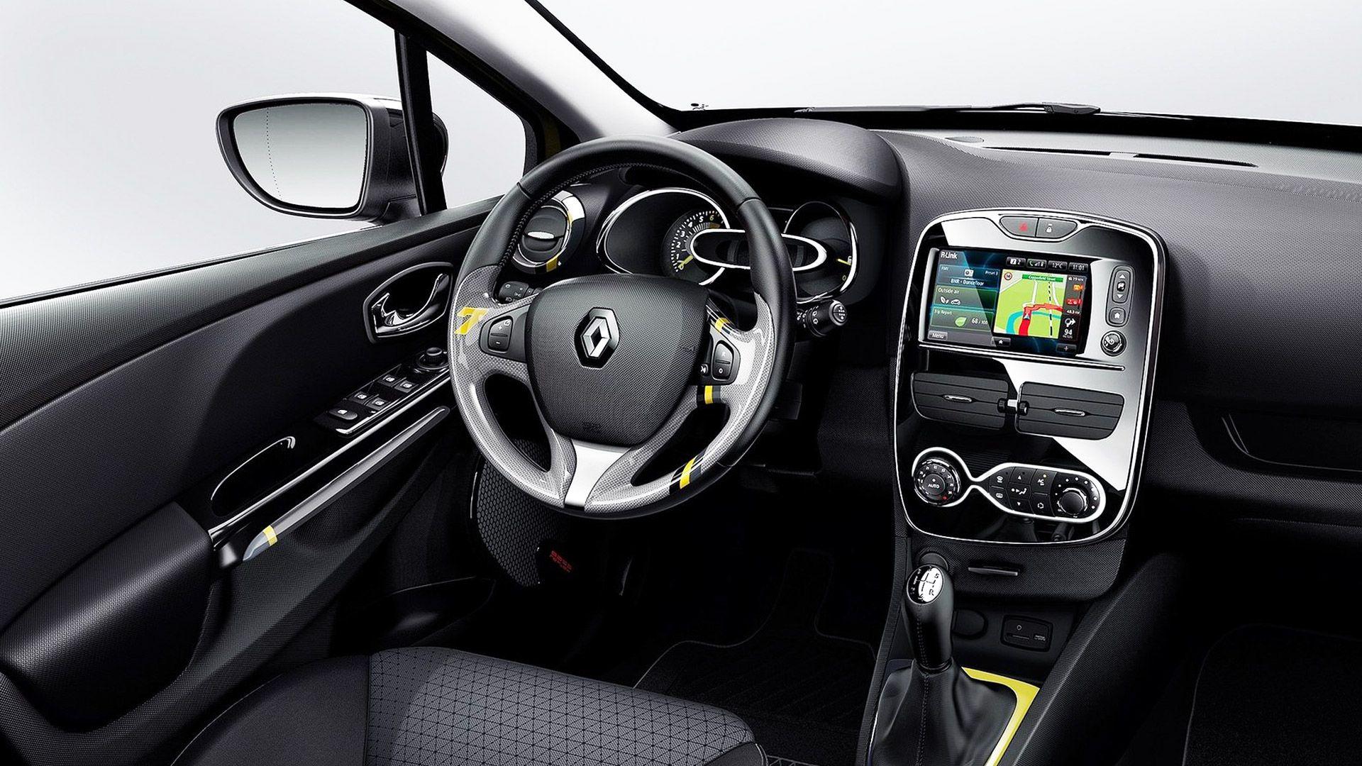 2013 Renault Clio Estate Interior | Autos Renault | Pinterest