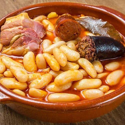 Fabada Asturiana Ingredientes Y Preparacion Receta Cocina Espanola Recetas Comida Comida Espanola