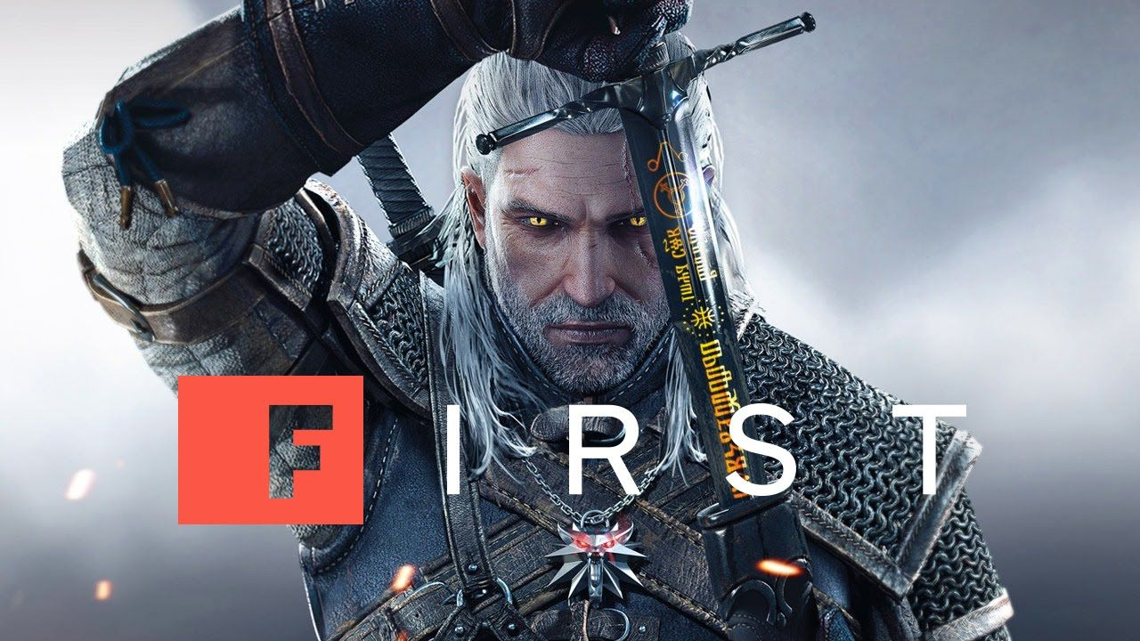 The First 15 Minutes Of The Witcher 3 Wild Hunt Ign First The Witcher 3 The Witcher The Witcher Geralt
