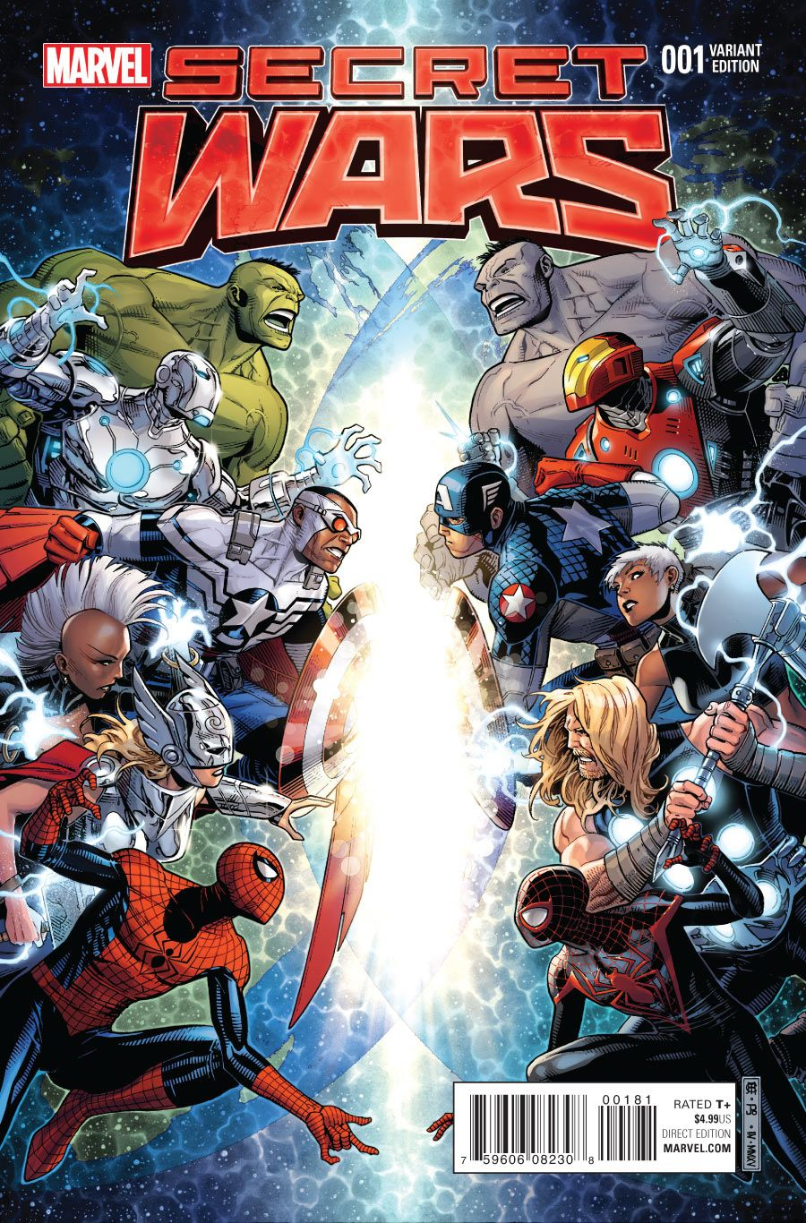 marvel comics 616