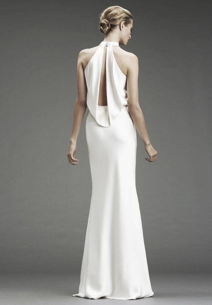 Best 25+ Halter neck wedding dresses ideas on Pinterest ... - photo #44