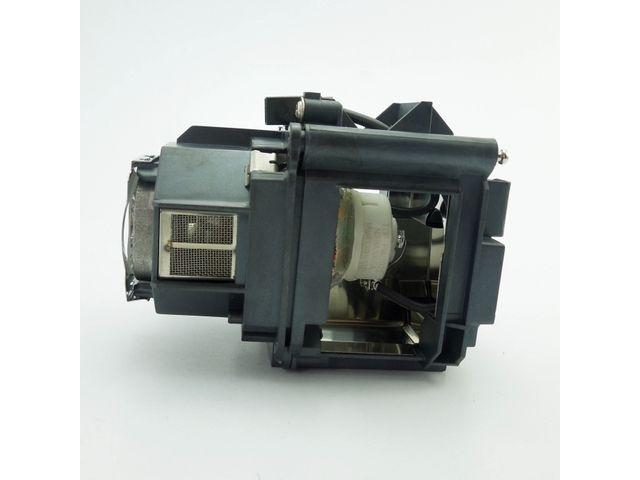 Genuine Original Bulb With Generic Housing Elplp63 V13h010l63 For Epson Eb G5650w Eb G5750wu Eb G5800 Eb G5900 Eb Epson Laptop Computers Digital Camera