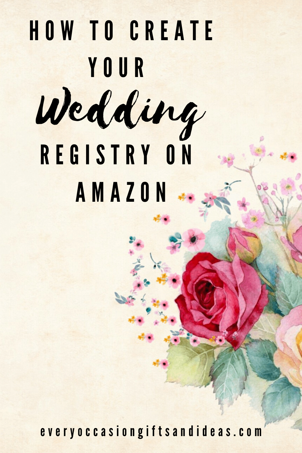 Wedding Registry On Amazon How To Set Up Your Bridal Registry And Share It Amazon Bridal Registry Bridal Registry Amazon Wedding Registry