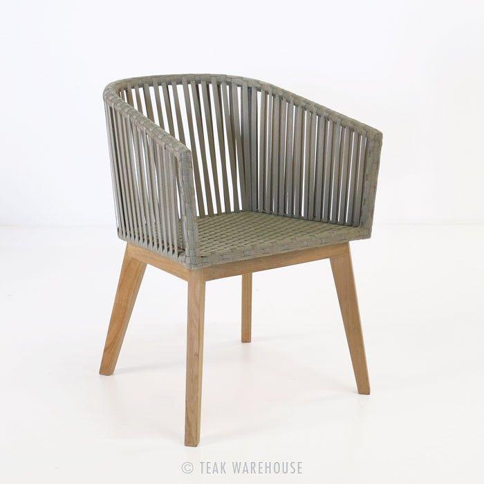 Willow Dining Chair | ELDORADO MEADOW | Wicker dining ...
