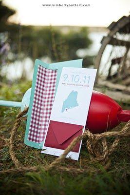 Maine wedding by www.marithanson.com