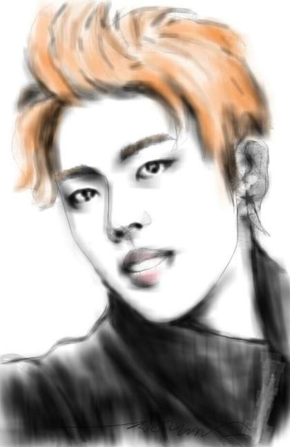 Sketch #Dongwoo  #인피니트