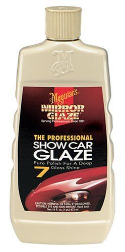 Mirror Glaze Show Car Glaze Meguiars M Because Washing And - Show car cleaning products