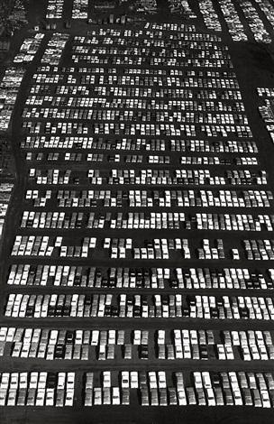 Detroit by Elliott Erwitt #elliotterwitt