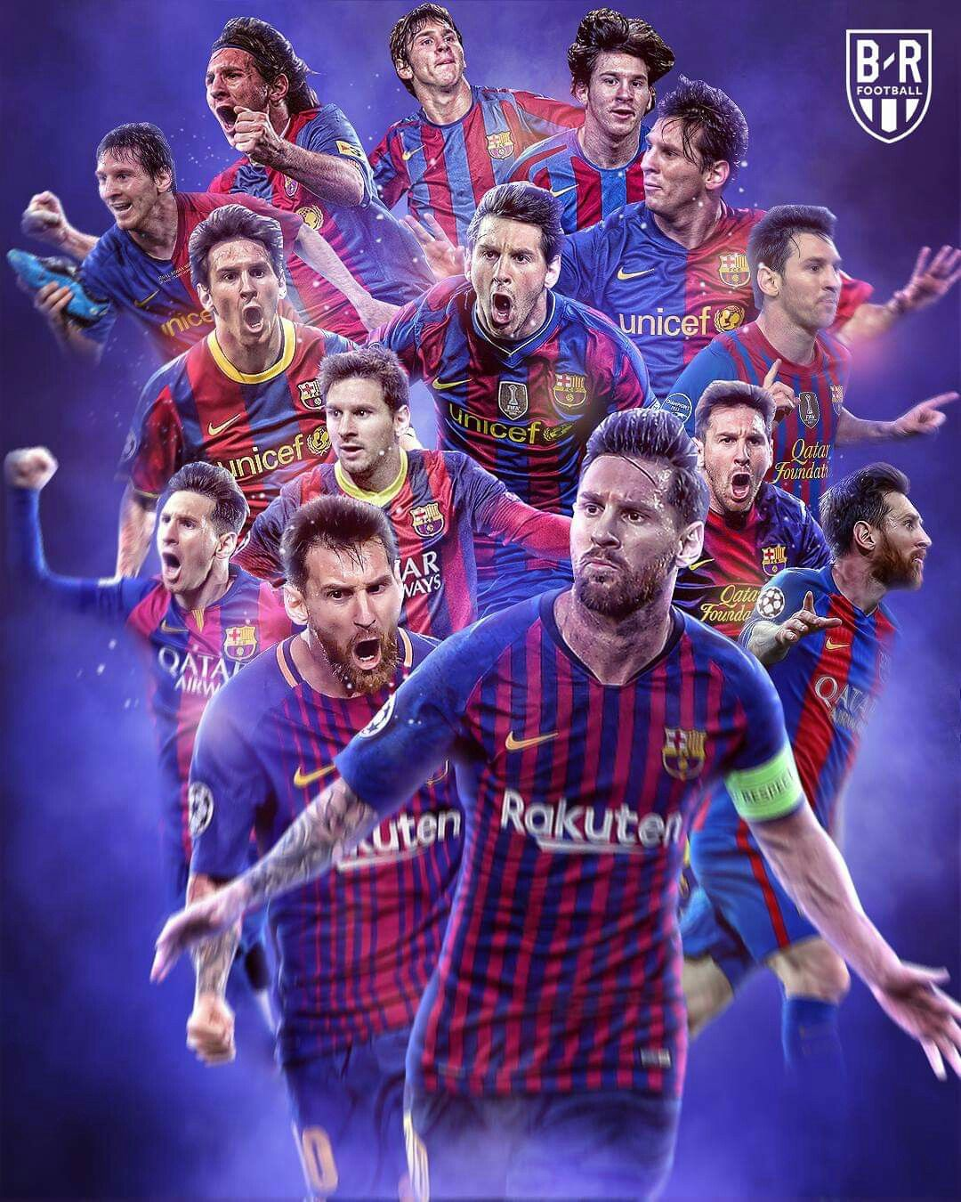 All Messi Versions Fotos De Messi Fotos De Lionel Messi Fútbol De Barcelona