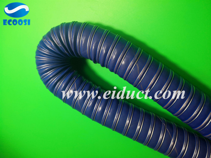 2 Ply Silicone Air Duct,Silicone Double Layer Hose,High