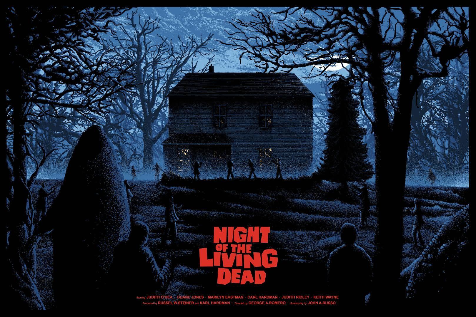 Night of the Living Dead by Kilian Eng | Grey matter art, Kilian ...