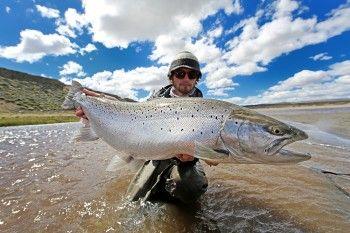 Rio Gallegos Fly Fishing Patagonia Fly Fishing Trout Fishing Rio Gallegos
