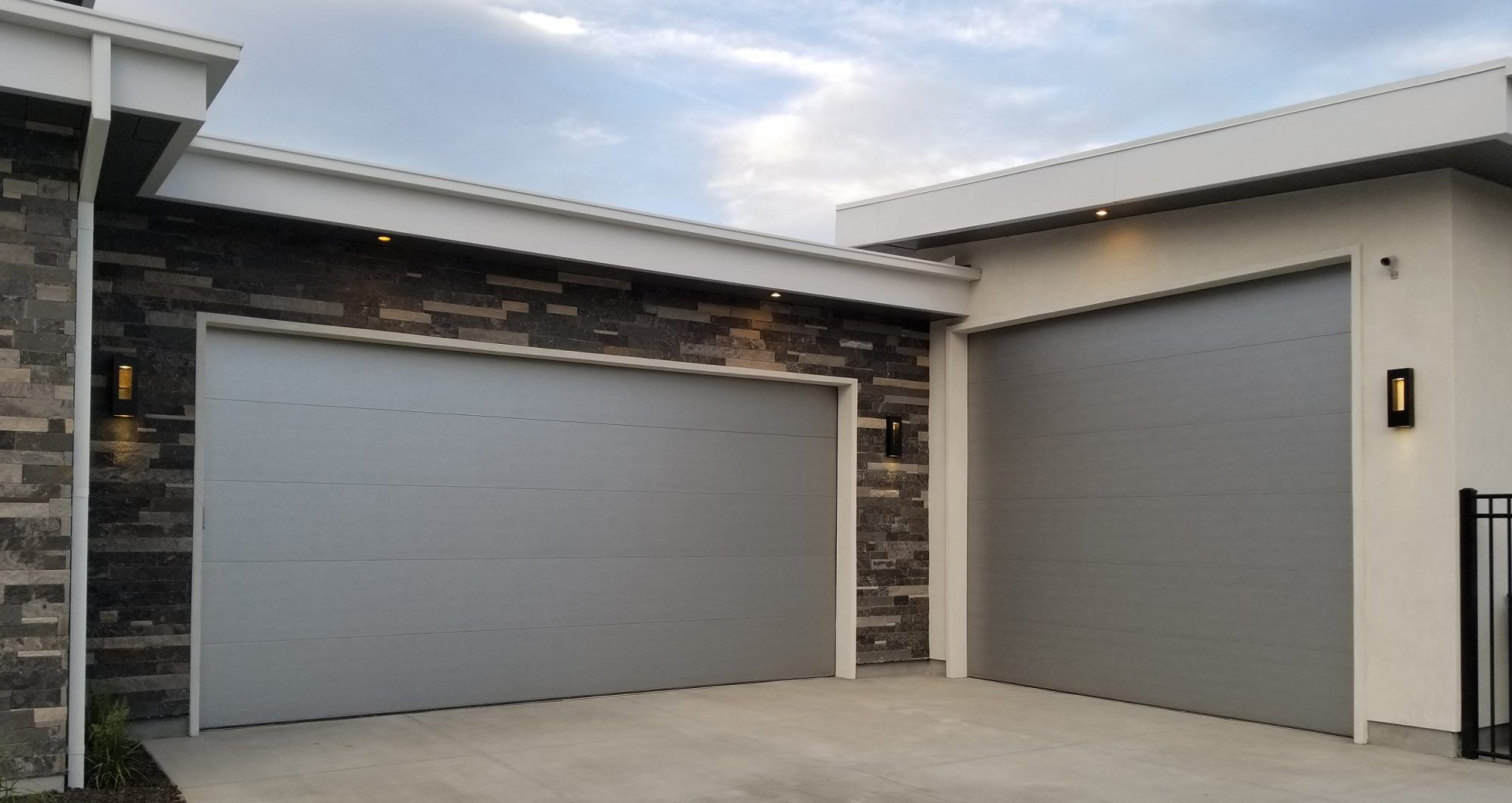 Modern Tech Garage Door Styles Garage Door Repair Garage Door Design