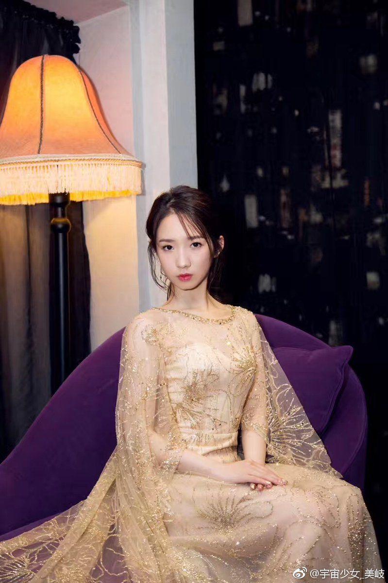 WJSN ♡ Meng MeiQi 미기 • 孟美岐 • 멍메이치 170424 weibo #우주소녀