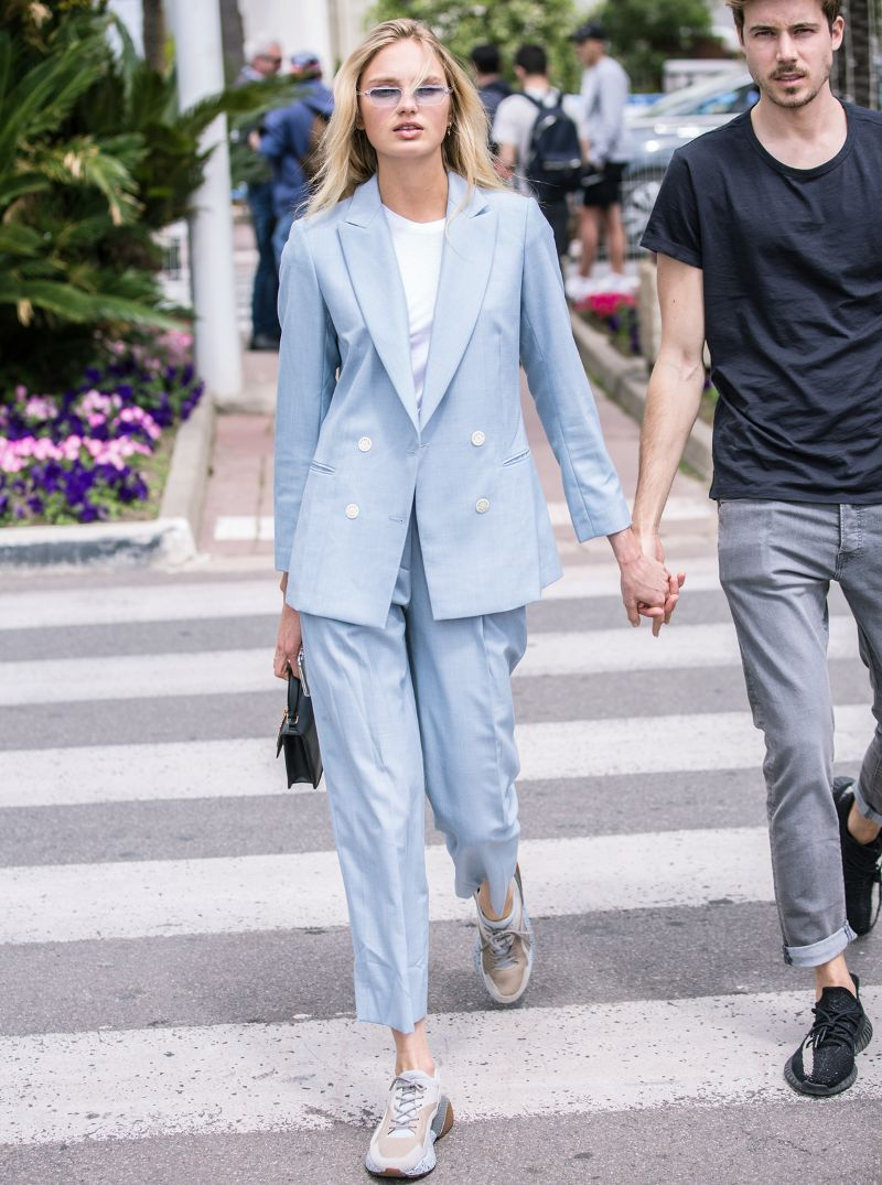 The Cannes Fashion Trend Thats All Over Zara