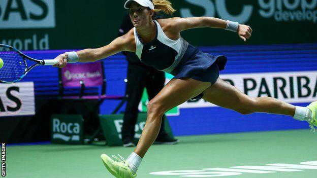 Welcome to sportmasta's Blog.: WTA Finals: Garbine Muguruza & Angelique Kerber wi...