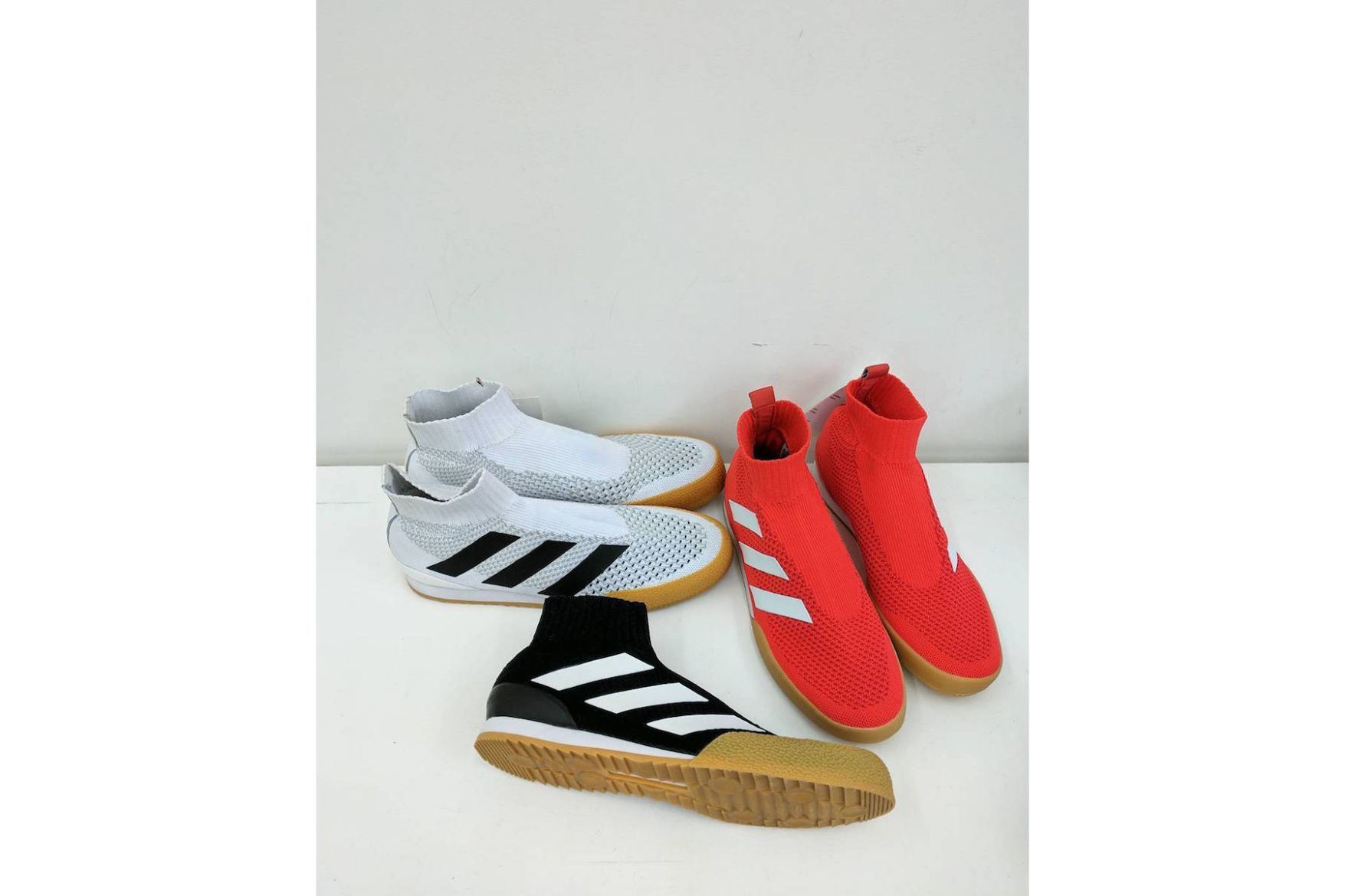 detailed look 7a67b 44eee Gosha Rubchinskiy x adidas Football ACE 16+ Hybrid More Details
