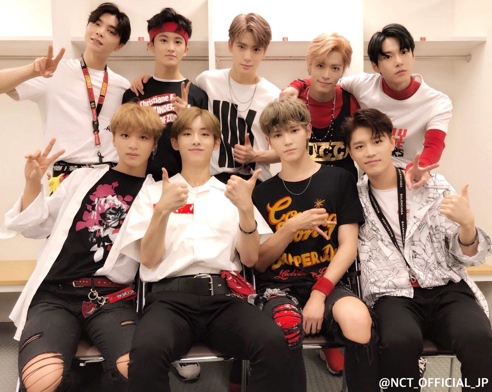 Twitter nct127