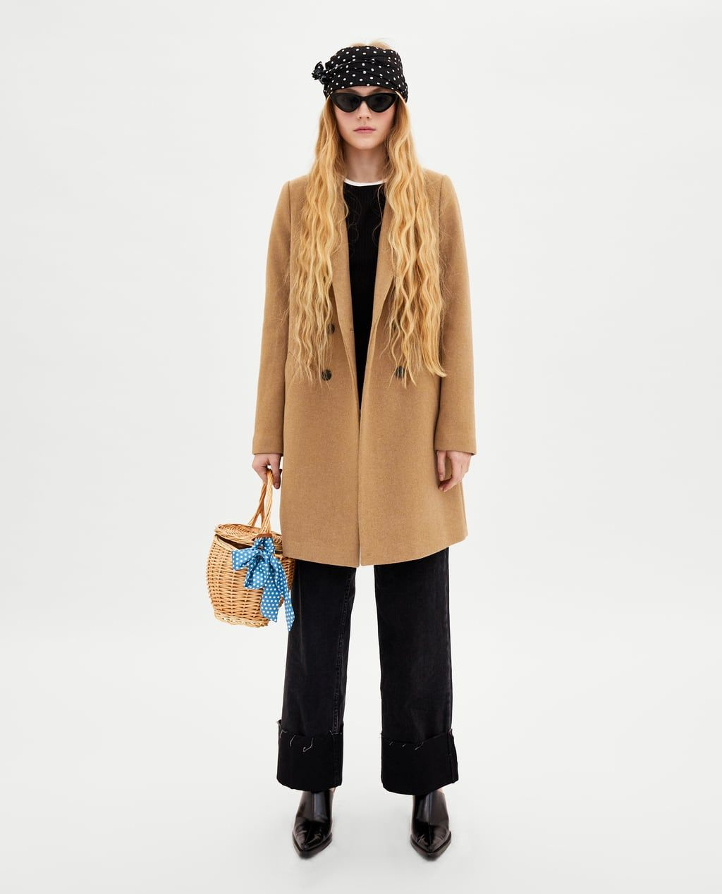 Tomboy Coat View All Outerwear Woman Zara United States Fav Looks