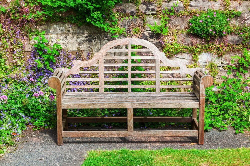 Remarkable 60 Garden Bench Ideas Photos Home Ideas Wooden Garden Evergreenethics Interior Chair Design Evergreenethicsorg