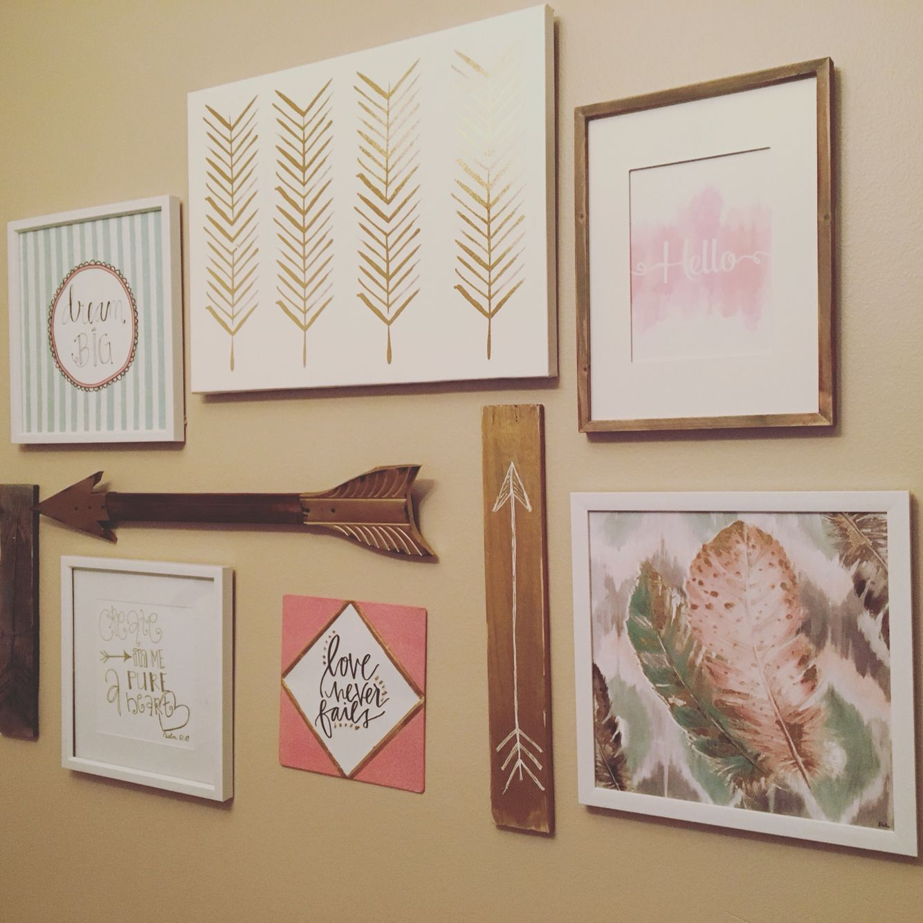 Decorated my lularoe room and getting ready for inventory for Room decor hobby lobby