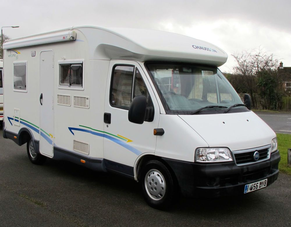 Fiat Chausson Welcome 55 Low Profile 6m 2 8 Jtd 20500 Miles Fiat