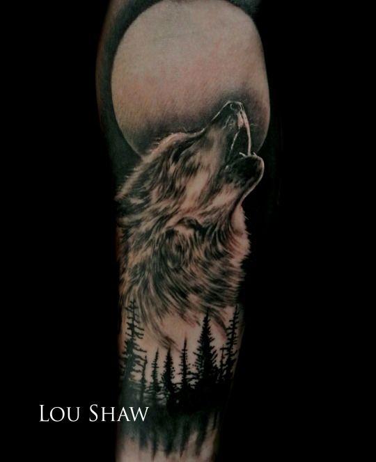 Fyeahtattoos Com Tattoo Pinterest Wolf Tattoos Tattoos Et