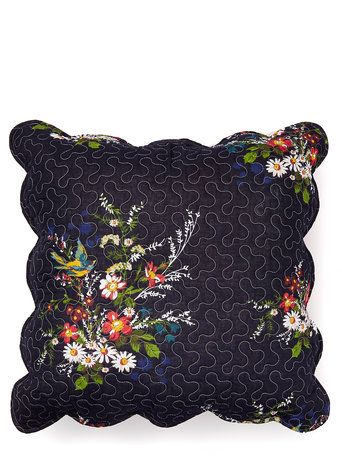 Chestnut Floral Cushion (double sided) - just bought a pair of these in the bhs sale, they're gorgeous!