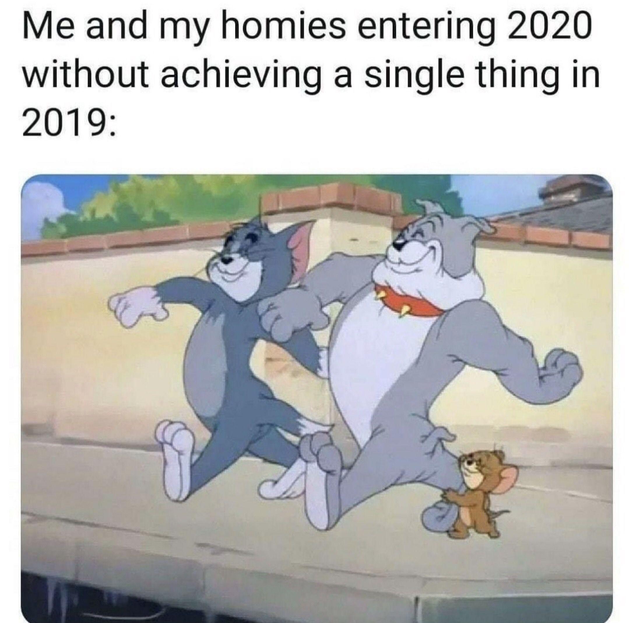 2020 New Year Eve Memes