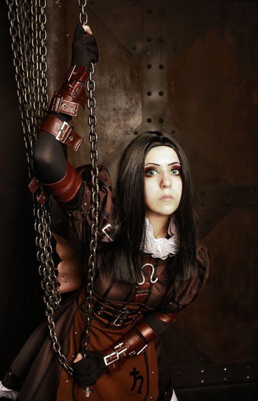 Alice Madness Returns  #cosplay