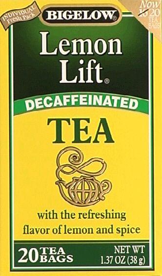 Lemon Lift Decaf Tea Pack of 6 Review Buy Now